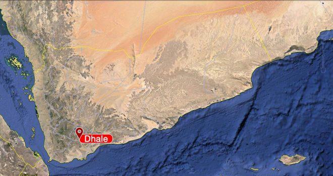 Saudi-Paid Militias Shell Civilian Houses in Dhale Province
