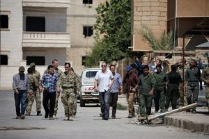 US military to occupy Tabqa Airbase as part of agreement with YPG ...