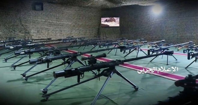 Watch in pictures: Yemeni Joint Forces`s Industrialization Department Announces Manufacturing and Developing Sniper Rifles