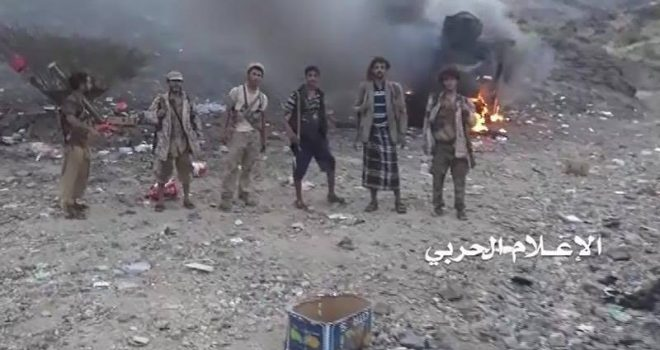 Yemeni joint forces attack Saudi-led coalition's sites in Najran