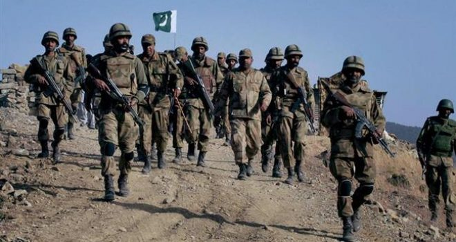 What accounts for Pakistan's troop deployment to Saudi Arabia?