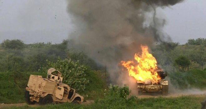 Yemen army advances in Taiz despite the coalition assault