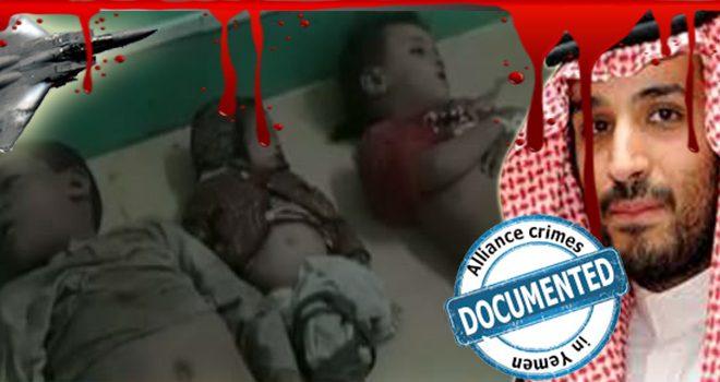 Saudi Crimes in Yemen and Against Saudi Citizens: Report