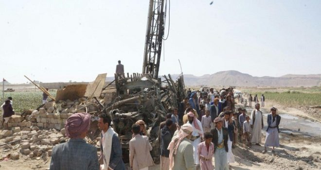Saudi-led Coalition targets clean drinking water for civilians in Sa`ada northern Yemen: The American Conservative