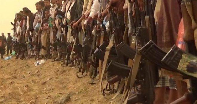 Yemen's Hajjah Sends the West Coast More Combatants Against Saudi Forces