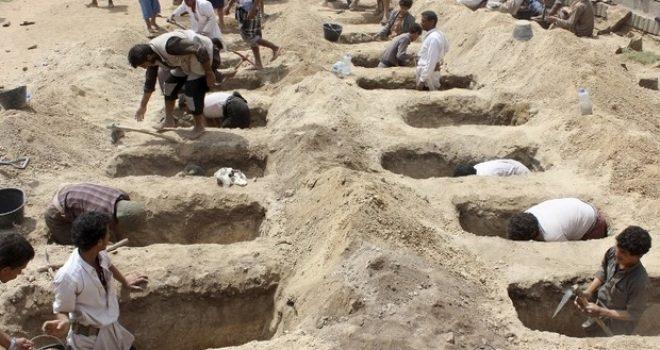 US insists on killing over 57,000 Yemenis , Saudi Arabia admits its losses
