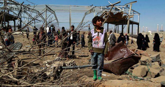 Khashoggi Case to cover Far Worse Saudi Crimes in Yemen