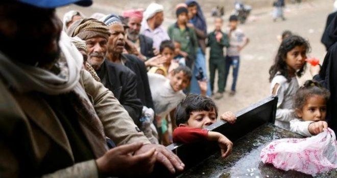 Will Ethiopia's Famine be Repeated in Yemen?