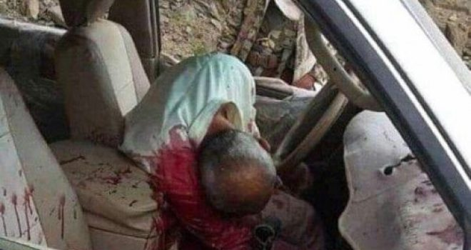 A citizen assassinated in Hadramout