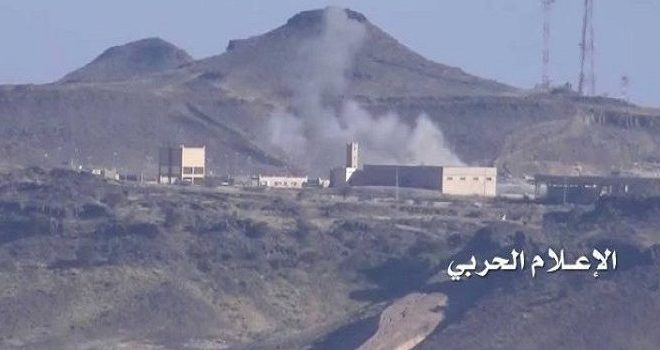 A new incinerator for dozens of Saudis and their paid fighters in less than 10 hours in Asir ,Najran