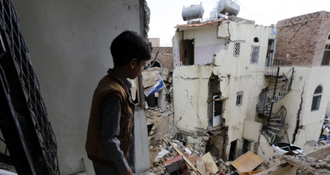 Child casualties in Yemen at 27 in just over 10 days: UNICEF