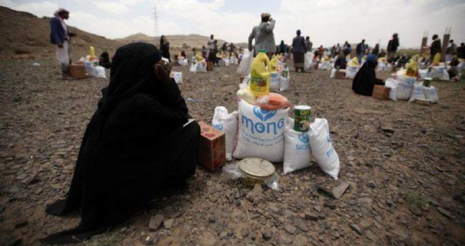 UN Warns against Halting 22 Humanitarian Aid Programs in Yemen