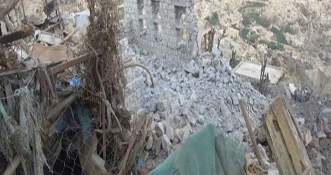 The horrible prcatices by the coalition faced by Yemenis