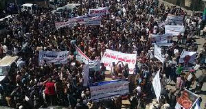 How million Yemenis condemn the Saudi-led coalition